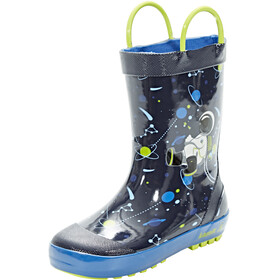 Kamik Orbit Rubber Boots Youths Navy